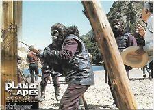 1999 Inkworks PLANET of the APES (88) Supervising Movie Mayhem