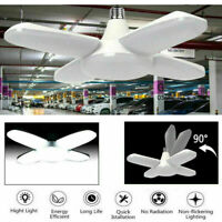 60W 5400lm LED Garage Shop Work Lights Home Ceiling Fixture Deformable Lamp E27