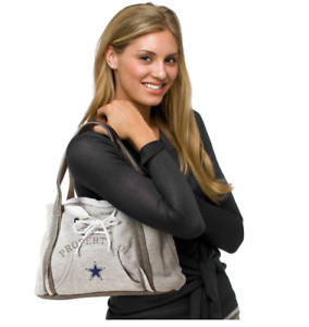 Dallas Cowboys Purse Hoodie Handbag NFL Ladies Embroidered Logo