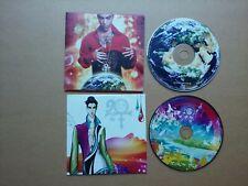 Prince - 2 x Promo CD's  - 20Ten  -  2 x 10 Track CD Albums in Cardboard Sleeves