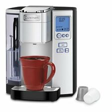 Cuisinart Ss-10 Premium Single-Serve Coffeemaker, Stainle W