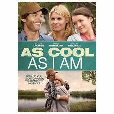 As Cool as I Am (DVD, 2013) Claire Danes, James Marsden, Sarah Bolger