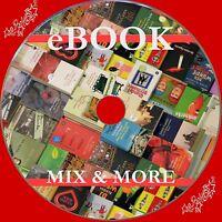 eBOOK Sammlung MIX & MORE alle Genre  TOLINO Sony KOBO Cybook KINDLE u.a.