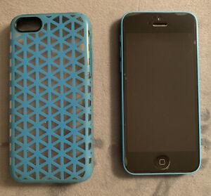 Apple iPhone 5c 32GB A1532 blue Verizon.