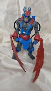 MOTU 200x Stratos Figur Masters of the Universe He-Man Actionfigur
