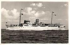 15731/ Foto AK, Dampfer SM Königin Luise, 1934