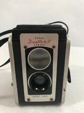 Vintage Kodak Duaflex II  Box Camera