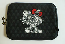Tokidoki Laptop Bag Hello Kitty Double Zippered Neoprene Case Special Edition