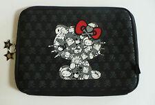 Tokidoki Laptop Bag Hello Kitty Double Zippered Neoprene Case Special Edition