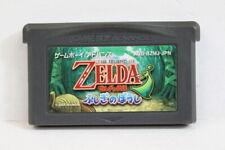 The Legend of Zelda Minish Cap Game Boy Advance GBA GAMEBOY Japan Import MA034
