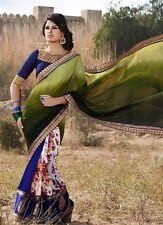 Veeraa Saree Exclusive Beautiful Designer Bollywood Indian Partywear Sari 143