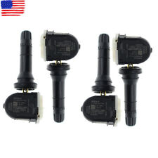 Set of 4 Tire Pressure Sensor TPMS for Cadillac ATS CT6 ELR XTS 13586335