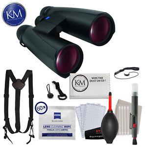 ZEISS 10x56 Conquest HD Binocular w/ Essential Binocular Bundle