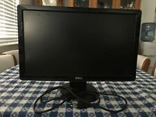 """USED Dell Computer Monitor 20"""" LCD HDMI Working condition"""