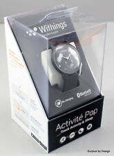 Withings Activite Pop Fitness Tracker, Shark Grey
