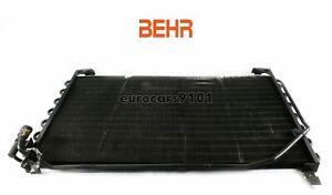 New! BMW 535i Behr Hella Service A/C Condenser 351035041 64536965952