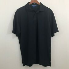 Mens Fashion Large L Port Authority Short Sleeve Polo Style Casual Golf Shirt