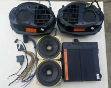 BMW E36 HK Set Speakers Amplifier 1993-1999 OEM HARMAN KARDON HiFi Switch Wiring