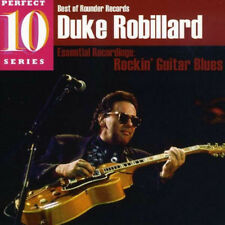 Duke Robillard ‎– Best Of Rounder Records - Rockin Guitar Blues - NEW SEALED