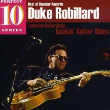 Duke Robillard – Best Of Rounder Records - Rockin Guitar Blues - NEW SEALED