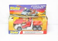 Dinky 361 Zygon War Chariot In Its Original Box - Near Mint Vintage Original