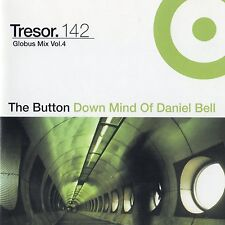 Daniel Bell THE BUTTON DOWN MIND of Daniel Bell-CD Mixed-Coffre-fort 142-Techno