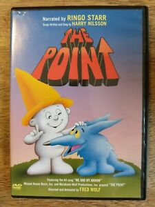 The Point (DVD, 2004) Narrated by Ringo Starr