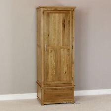 Unbranded Oak Wardrobes with 1 Doors