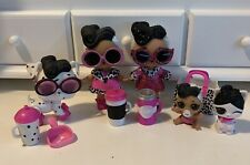 LOL Surprise Series 2 Bling Dollface Lil Dalmatian Pet Runt Family