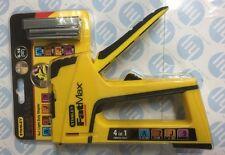 Stanley FMHT0-70411 FatMax 4-in-1 Light-duty Stapler / Nailer