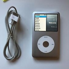 Apple iPod Clásico 6th Generación Plateado (80GB) - Excelente Estado