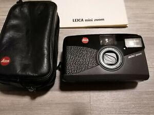 Leica mini zoom mit Vario-Elmar 35-70mm Objektiv volle Funktion und Batterie Top