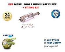 FOR VOLVO S40 2 2.0 D BERLINA 2004-> DPF DIESEL SOOT PARTICULATE FILTER + KIT