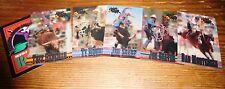 1995 HIGH GEAR Rodeo Complete Promo Set w/ Ty Murray Beaver Sharp Tuff ~ Cowboy