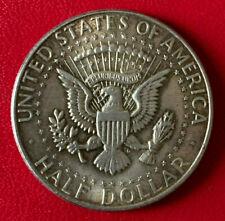 Half  Dollar 1964 President Kennedy Argent 900
