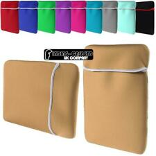 """Soft Neoprene Sleeve Case Cover Bag For 10"""" to 15"""" Sony VAIO Notebook Laptop"""