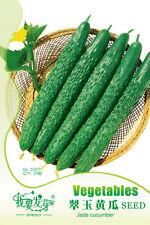 25pcs/bag Jade Cucumber Seeds Cuke Vegetable Seeds Home Garden Original Packing