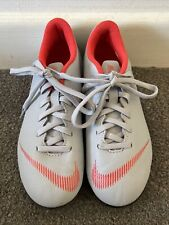 Nike Mercurial Moulded Studs Football Boots UK 2 / EUR 34
