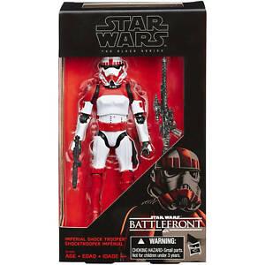 Hasbro Star Wars Battlefront The Black Series Imperial Shock Trooper