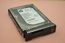 HP 3TB 6G 7.2K SAS LFF Hot Plug Hard Drive Gen8/9 Caddy 625030-001/MB3000FBNWV