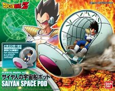 Bandai Dragon Ball Z Figure-Rise Mechanics Saiyan Space Pod Model Kit