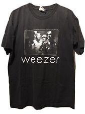 Vintage Weezer 2001 Tour Shirt Large