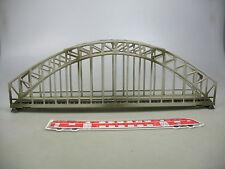 AI170-2# Märklin H0/00 467 Blech-Bogenbrücke (M-Gleis) f 3600/800/Mittelleiter