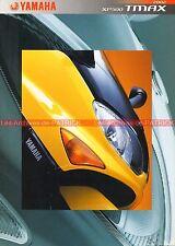 YAMAHA TMax 500 XP T-MAX - 2002 : Brochure - Dépliant - Moto - Scooter    #0639#