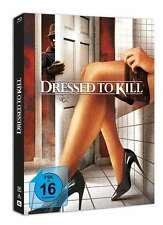 Brian de Palma Dressed to Kill Limited Digipack Michael Caine Blu-Ray Box