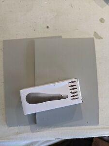 Lino cut tools and 2 x lino block