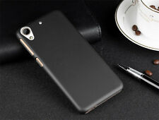Ultra Slim Rubber Matte Grossy Hard Plastic Back Case Cover For HTC Desire 626