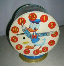 VINTAGE - Donald & Dagobert Duck Blech Spardose Tresor - 60er/70er Jahre Rarität