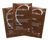 3-pk of 0.17oz ea Malibu C Hard Water Weekly Demineralizer Wellness Hair Remedy