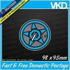 Unit Sticker/ Decal - MOTOCROSS Bike Gear AUS KTM LKI MX UTE 4x4 Vinyl DRIFT JDM